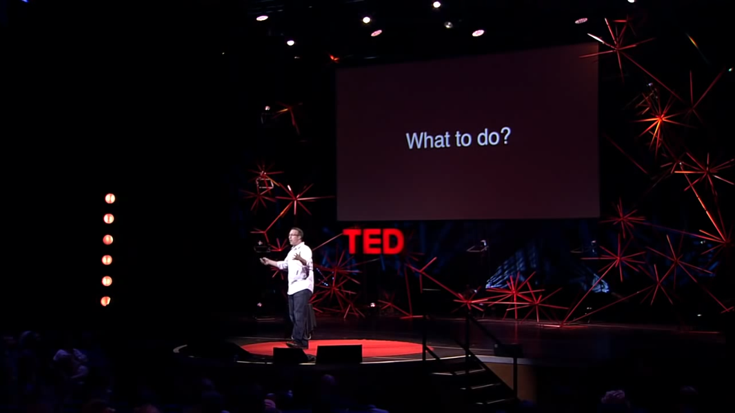 Marc Goodman TED Talk